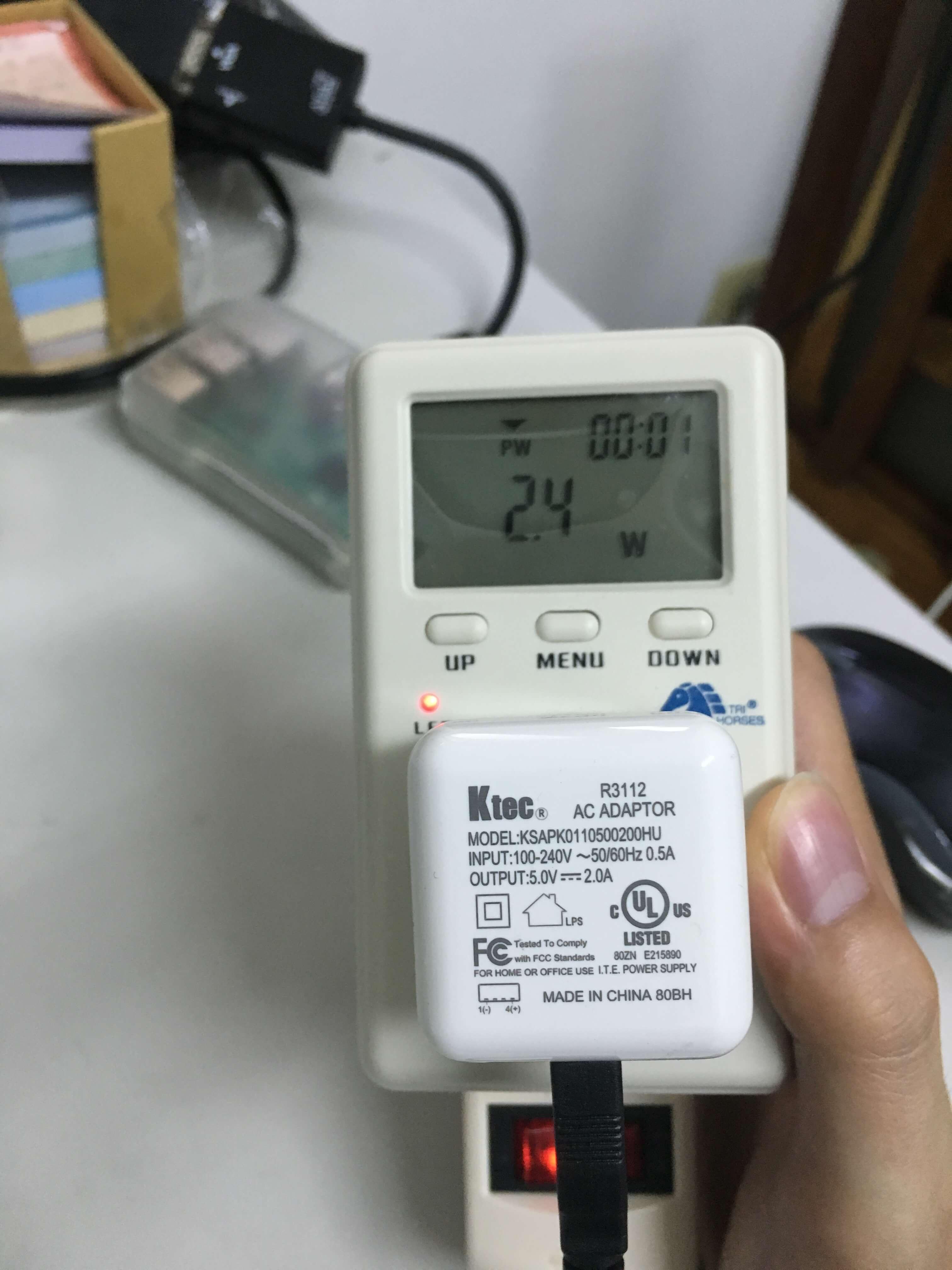 case 1 watt